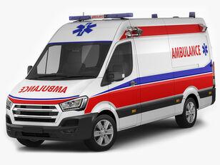 ambulan HYUNDAI H 350 baru