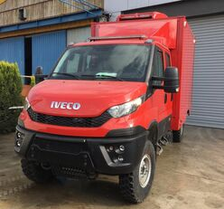 ambulan IVECO 4WD baru