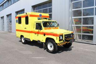 ambulan LAND ROVER Defender 130 TD