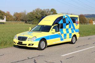 ambulan MERCEDES-BENZ E280 hochlang BINZ