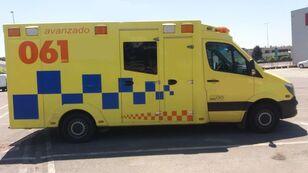 ambulan MERCEDES-BENZ SPRINTER 319