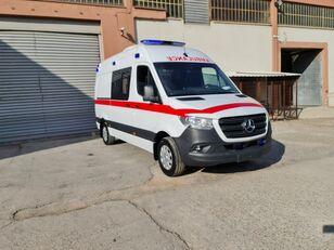 ambulan MERCEDES-BENZ TYPE A  AMBULANCE SPRINTER 317 CDI baru