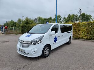 ambulan OPEL VIVARO L2H1 - 140 CV - 163 000 KM - 2017 - LES DAUPHINS