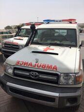 ambulan TOYOTA Land Cruiser petrol Hardtop baru