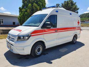 ambulan VOLKSWAGEN CRAFTER AMBULANCE baru