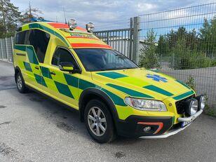 ambulan VOLVO Nilsson XC70 D5 AWD - AMBULANCE/Krankenwagen/Ambulanssi
