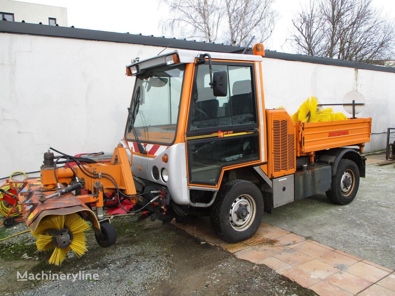 kendaraan kebersihan kota lainnya REFORM BOKIMOBIL HY 1251