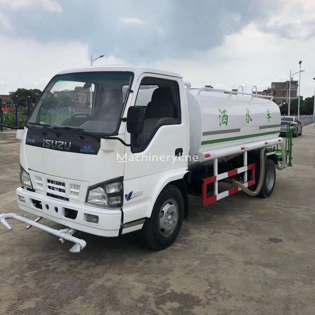truk pemancar air ISUZU 4K watering cart