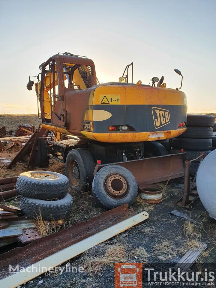 excavator roda JCB JS 175 untuk suku cadang