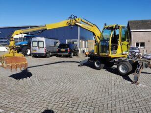 excavator roda LANZ FB3000