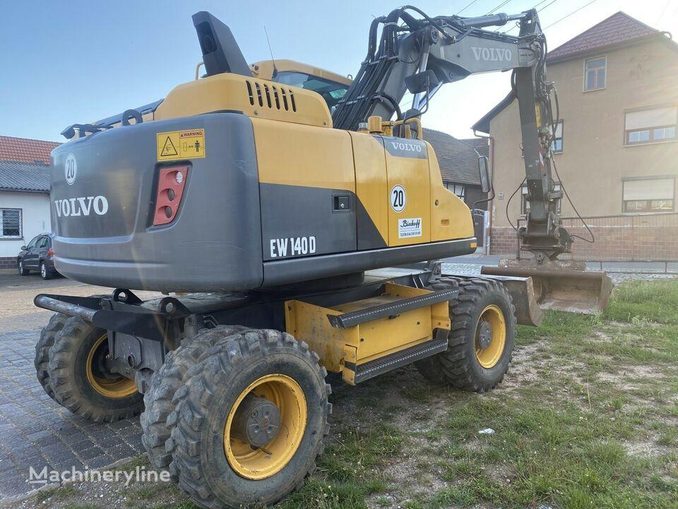 excavator roda VOLVO EW 140 D