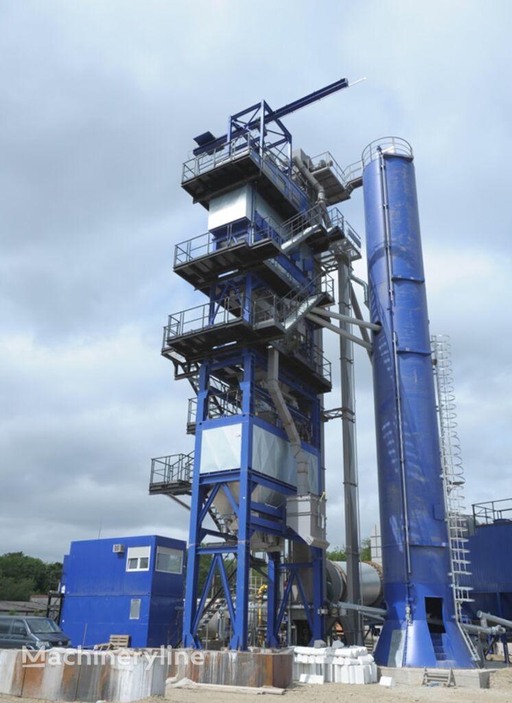 fasilitas pembuatan aspal SUMAB  MIX-160 (160 t / h) baru