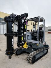 mesin pemancang tiang GEAX XD 9