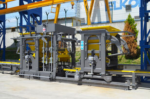 mesin pembuat blok beton ELKON ELKOBLOCK-36S FULLY AUTOMATIC SINGLE LAYER Concrete Block Machin baru