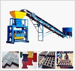 mesin pembuat blok beton ITK CHINA 10000 baru