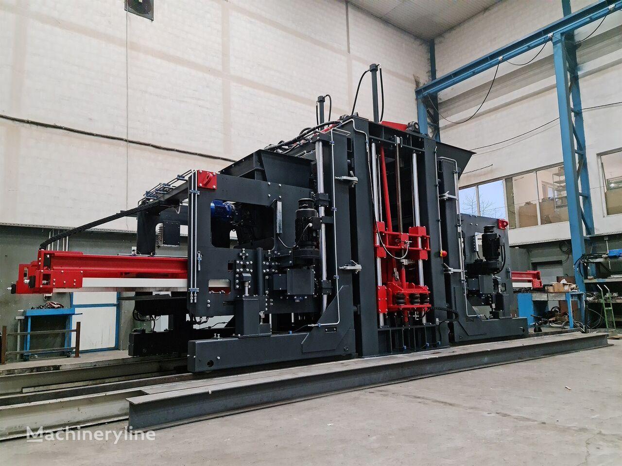 mesin pembuat blok beton SUMAB HIGH CAPACITY! R-1500 (3000 blocks/hour) Stationary baru