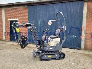 mesin penggali mini SCHAEFF TC08 baru