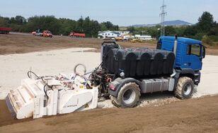 mesin untuk mendaur ulang MAN TGS 18.480 mit Wirtgen WS 250 baru