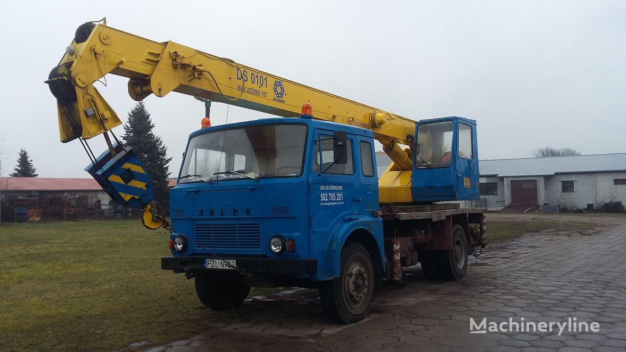 mobile crane BUMAR Jelcz Hydros R 101