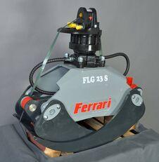 mobile crane FERRARI Holzgreifer FLG 23 XS + Rotator FR55 F