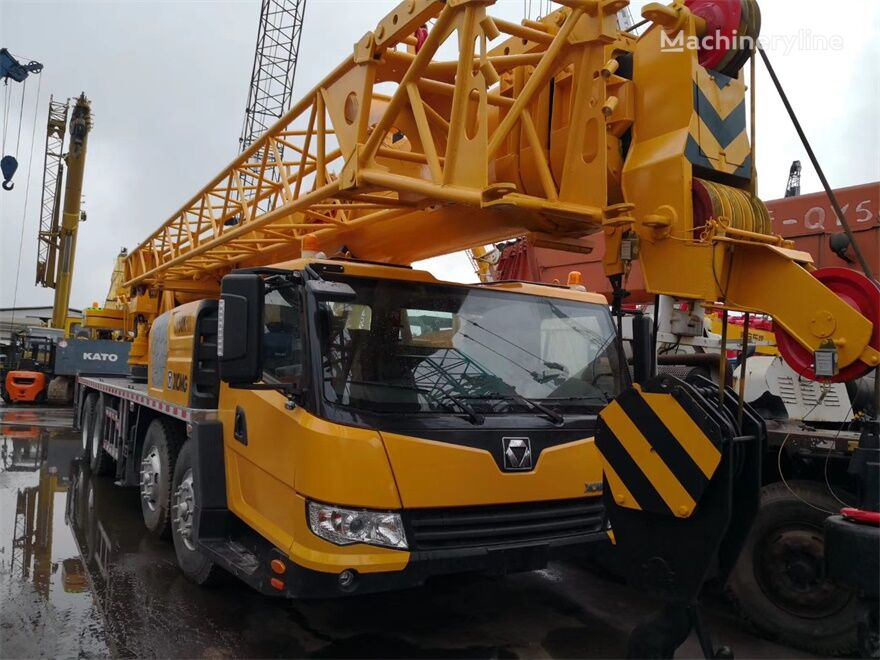 mobile crane XCMG XCMG QY50KA 50 ton used Chinese truck crane on sale