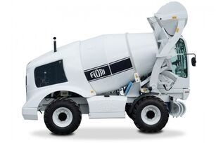 pencampur adonan beton FIORI BB X 25 baru
