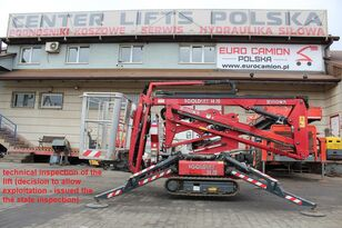 pengangkat boom artikulasi HINOWA Goldlift 1470 - 14 m oil&steel octopussy 1412, cte, teupen, omme