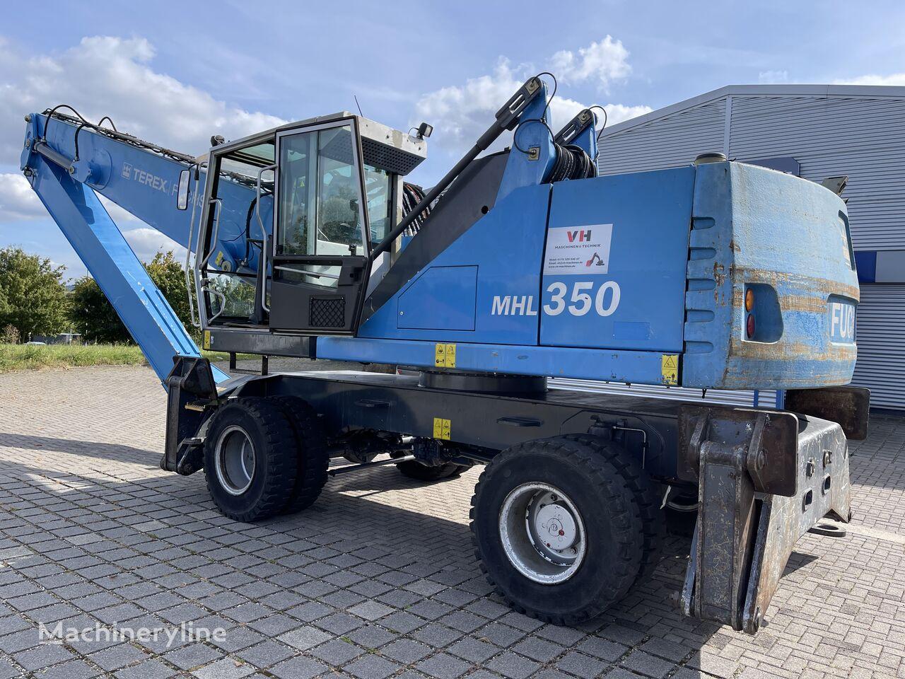 peralatan penanganan material FUCHS MHL 350