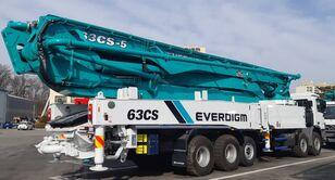pompa adonan beton EVERDIGM 63-5CS