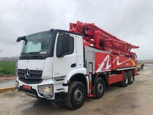 pompa adonan beton KCP 46m - AROCS 4143 8x4/4 - Mercedes-Benz - NUEVO - baru