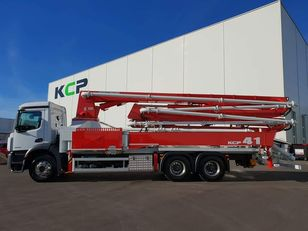 pompa adonan beton KCP KCP41ZX5150 baru