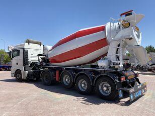 semi-trailer pengaduk beton ALIM mixer semi trailer concrete mixer semi-trailer baru