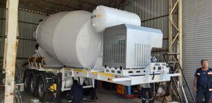 semi-trailer pengaduk beton EXPOTRAILER 12 M3 baru