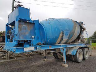 semi-trailer pengaduk beton LECINENA