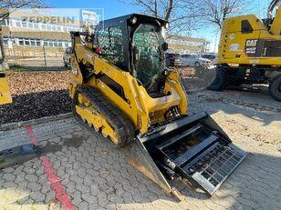track loader ringkas CATERPILLAR 259D