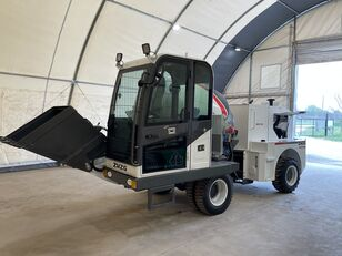 truck pencampur adonan beton HANIX baru