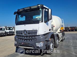 truck pencampur adonan beton MERCEDES-BENZ  2017 AROCS 4142 AC  8X4 CONCRETE MIXER  72 UNITS