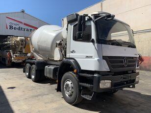 truck pencampur adonan beton Cifa  dengan sasis MERCEDES-BENZ axor 2633