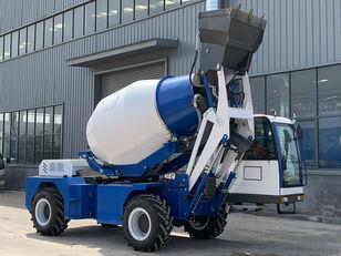 truck pencampur adonan beton QINGDAO PROMISING CML350 baru