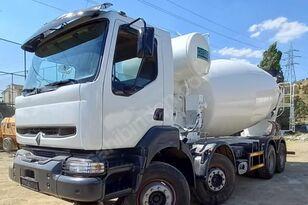 truck pencampur adonan beton RENAULT Kerax 420.40