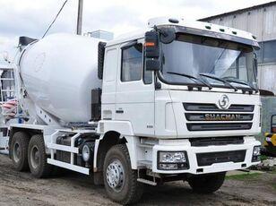truck pencampur adonan beton SHACMAN SHAANXI SX5258GJBDR384 baru