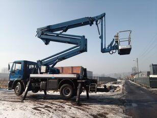 truk bucket IVECO 32m, CTE Sequani Z32