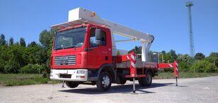 truk bucket MAN Bison Palfinger TKA 30 KS - 30m, 7.5t
