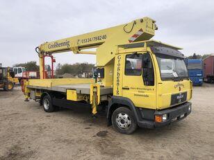 truk bucket MAN L200 Anton Rutmann T310 (31m GERMANY) 200 кг Свіжа!