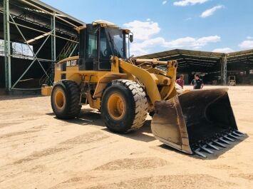 wheel loader CATERPILLAR 938G