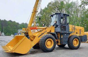 wheel loader LONKING GL833N baru