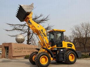 wheel loader QINGDAO PROMISING Front Wheel Loader ZL20F baru