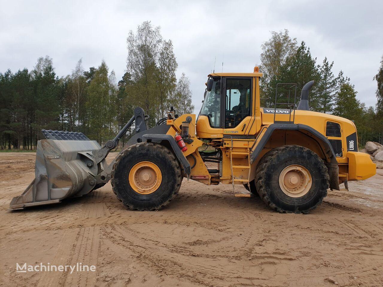 wheel loader VOLVO L180 G
