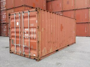 kontainer 20 kaki 20ft Seecontainer Lagercontainer Schiffscontainer Stahlcontainer