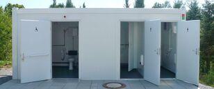 kontainer 20 kaki CONTAINEX Sanitary